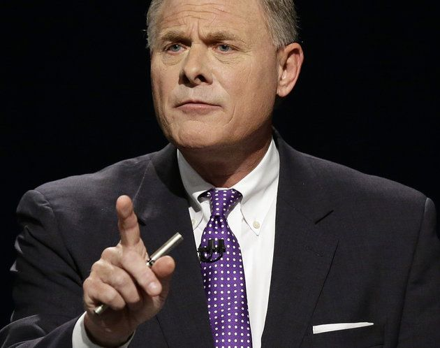 Trump Leaves Intel Chair Stumped In His Own Debate Richard Burr seemed confused as he answered questions about Russia and the GOP nominee.