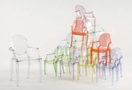 """ghost chair"" ad - Google Search"