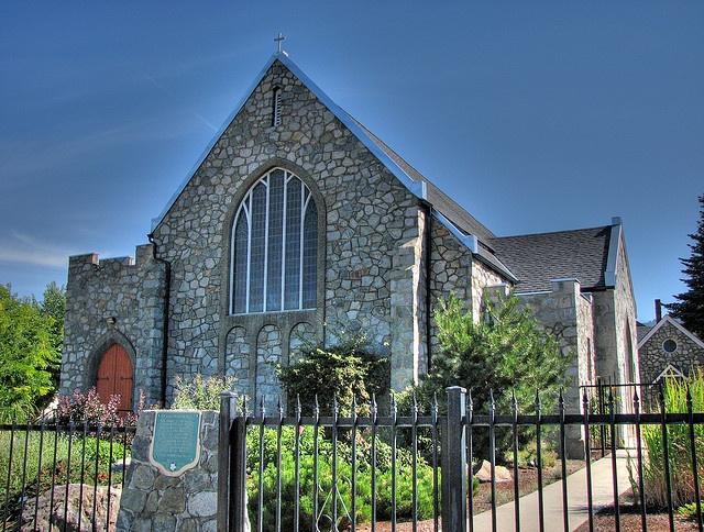Penticton Anglican Church - 1929