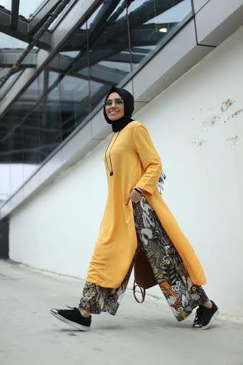 Henüz 29 yaşında genç bir kadın, kendini moda ...