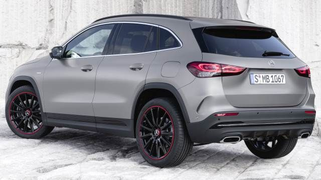 Mercedes Benz Gla 2020 Dimensions Boot Space And Interior 2020