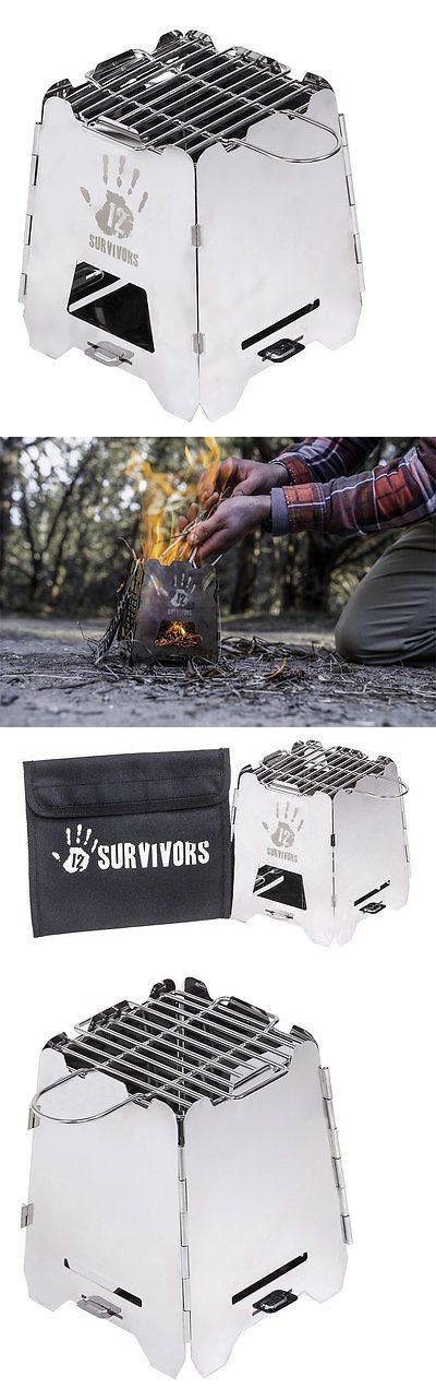 Camping Stoves 181386: 12 Survivors Off-Grid Survival Stove -> BUY IT NOW ONLY: $31.36 on eBay!