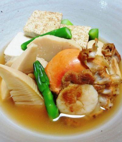 ホタテと焼き豆腐の煮物 by syu♪さん | レシピブログ - 料理ブログの ...
