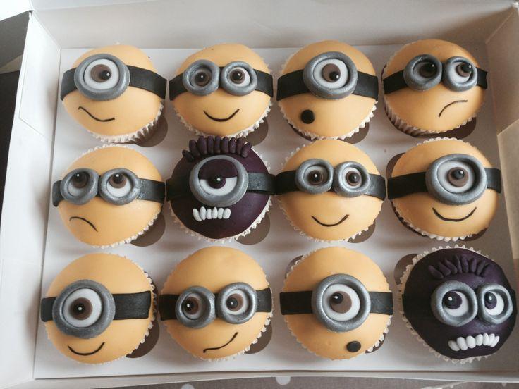 #minions #minionscupcakes