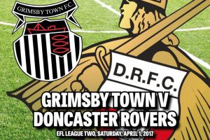 Match Report: Grimsby town 1, Doncaster Rovers 5 – star