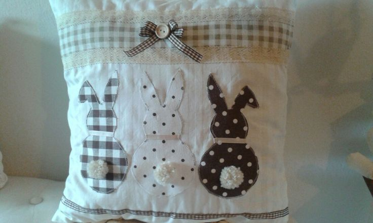 Easter pillow