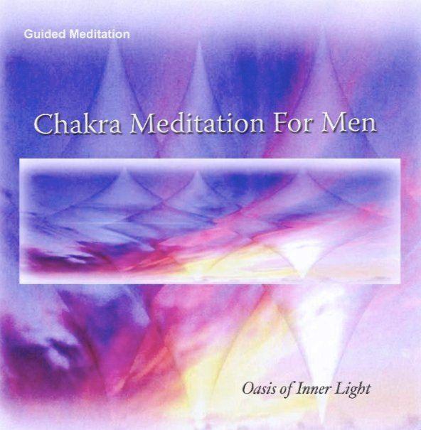 Chakra Meditation for Men by OasisofInnerLight on Etsy