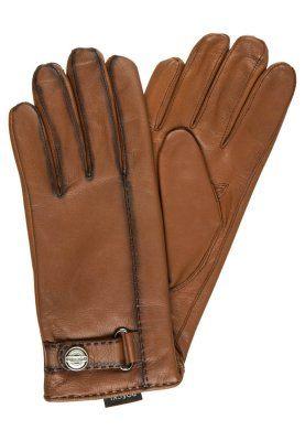 Hansker - saddle brown