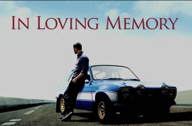 Tim Fast & Furious Rilis Video Untuk Mengenang Paul Walker - Vivaoto.com - Majalah Otomotif Online