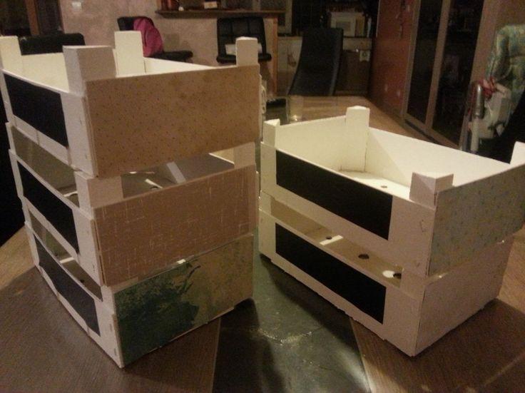 les 13 meilleures images propos de mon recyclage activit ameublement sur pinterest. Black Bedroom Furniture Sets. Home Design Ideas