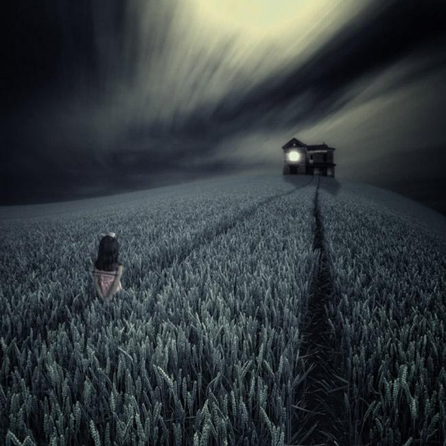 сюрреализм фото сны