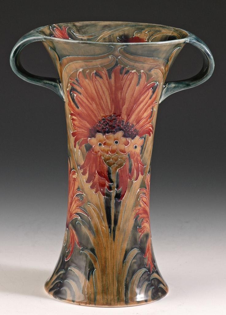Andrew Muir | Clarice Cliff, Art Deco Pottery, Moorcroft and 20th Century Ceramics DealerRevived cornflower vase C.1912