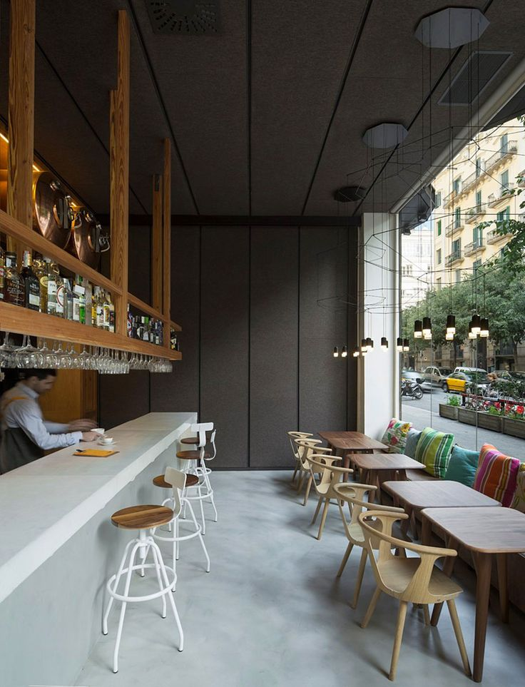 Barton Restaurant Barcelona by Isabel Lopez Vilalta | Yellowtrace