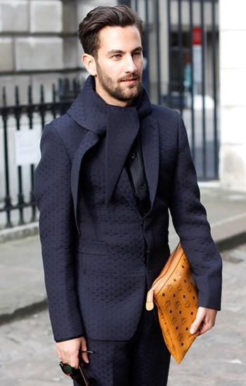 cool suit for the stylish gentleman