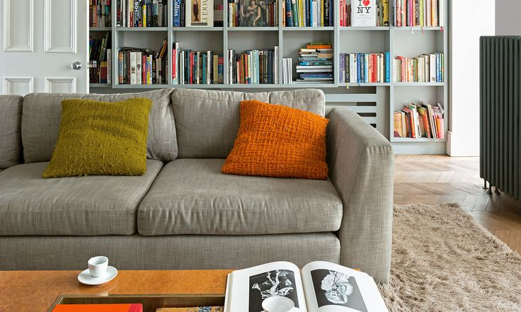 The best bright and bold living room colour schemes for every style