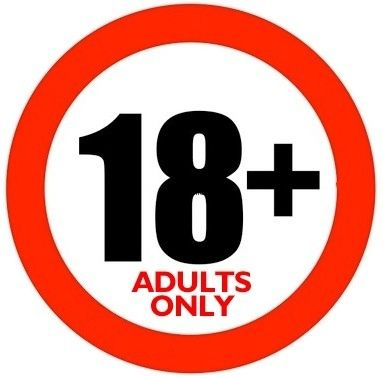 For 18+ Years Old Only