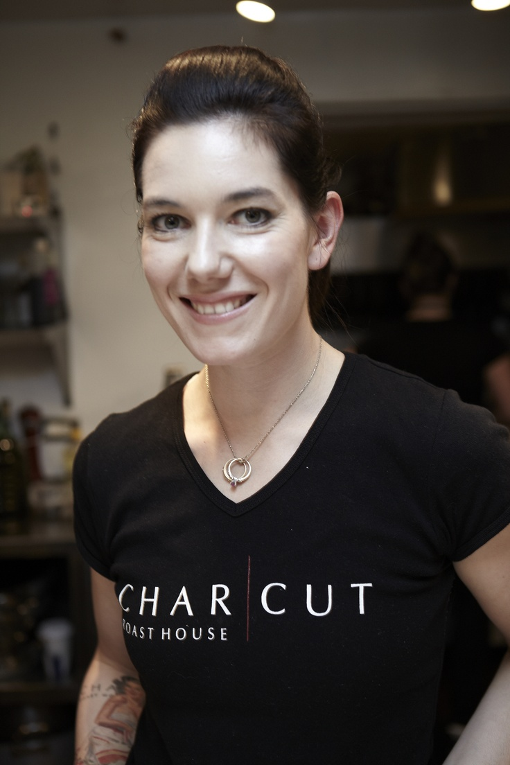 Connie DeSousa Co-Owner and Co-Executive Chef CHARCUT Roast House Calgary, Alberta