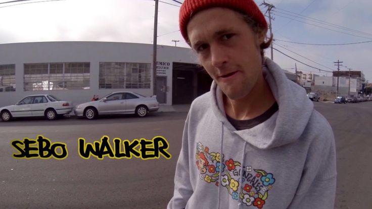 Sebo Walker. Krooked Skateboards. Turf Killer. For more go to: https://www.facebook.com/Krooked.Skateboards http://instagram.com/krooked http://www.krookedsk...