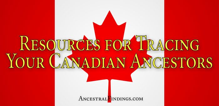 Are you starting your Canadian genealogy search and aren't sure where to find the good record sources? Here are the top Canadian research sites online.