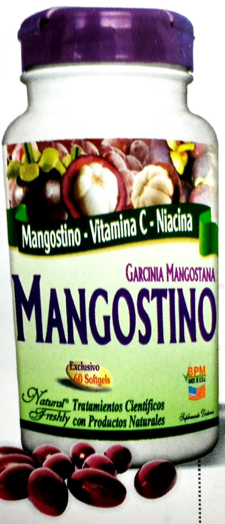 Algunas propiedades del mangostino Te ayudara a evitar algunas alergias. – Te proporcionara un efecto antioxidante.- Te ayudara a prevenir el colesterol.- Te ayudara a tratar dolores muscular…