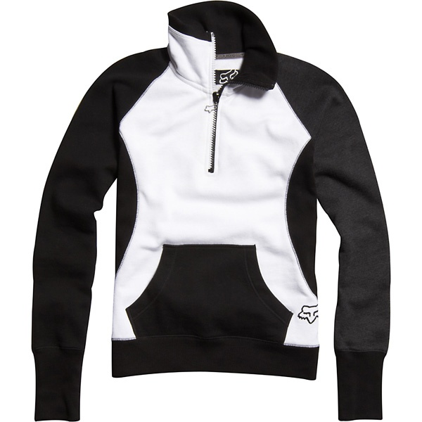 Fox Racing Women's Traction Pullover id never know which colors to wash it  with tho