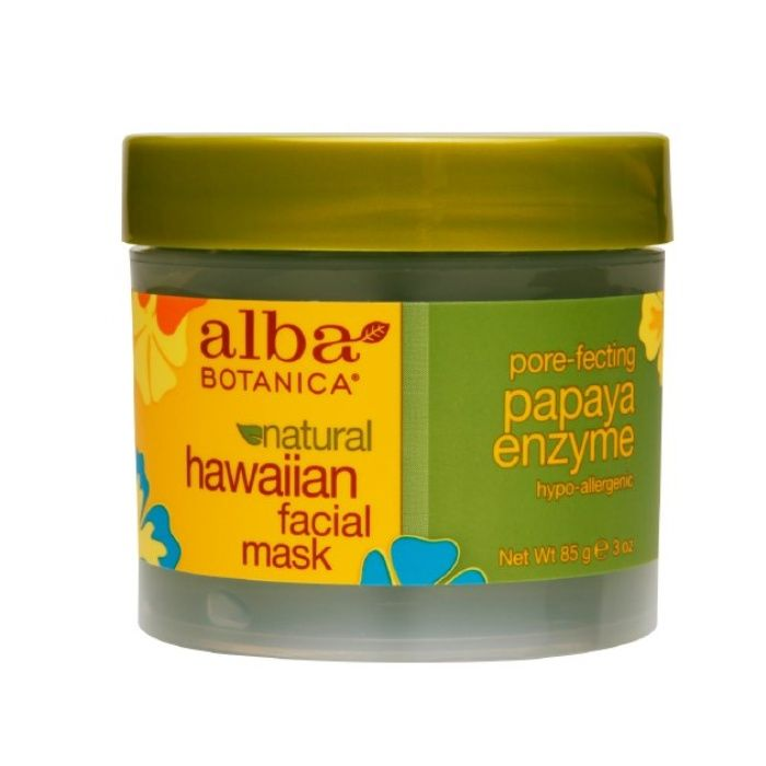 Rank & Style - Alba Botanica Hawaiian Facial Mask, Pore-fecting Papaya Enzyme #rankandstyle