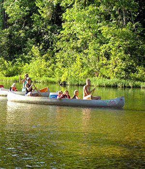 Float trips near camdenton mo