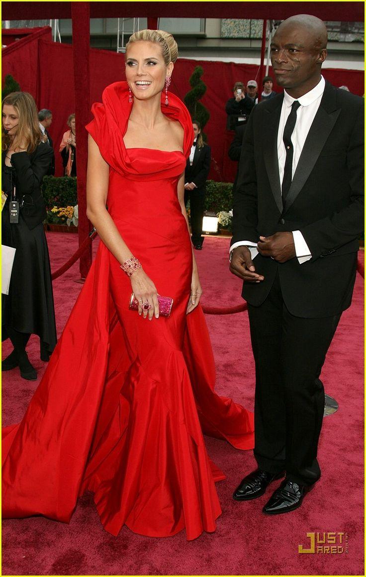 Heidi Klum @ Oscars 2008