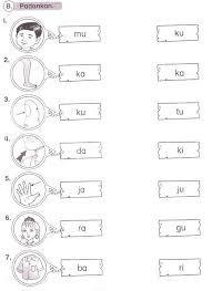 Hasil gambar untuk bahasa melayu latihan tahun 1