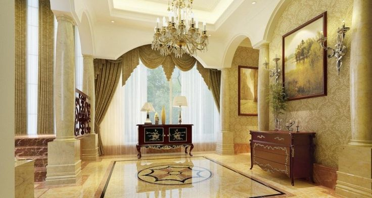 15 Interesting Foyer Interior Design Inspirational