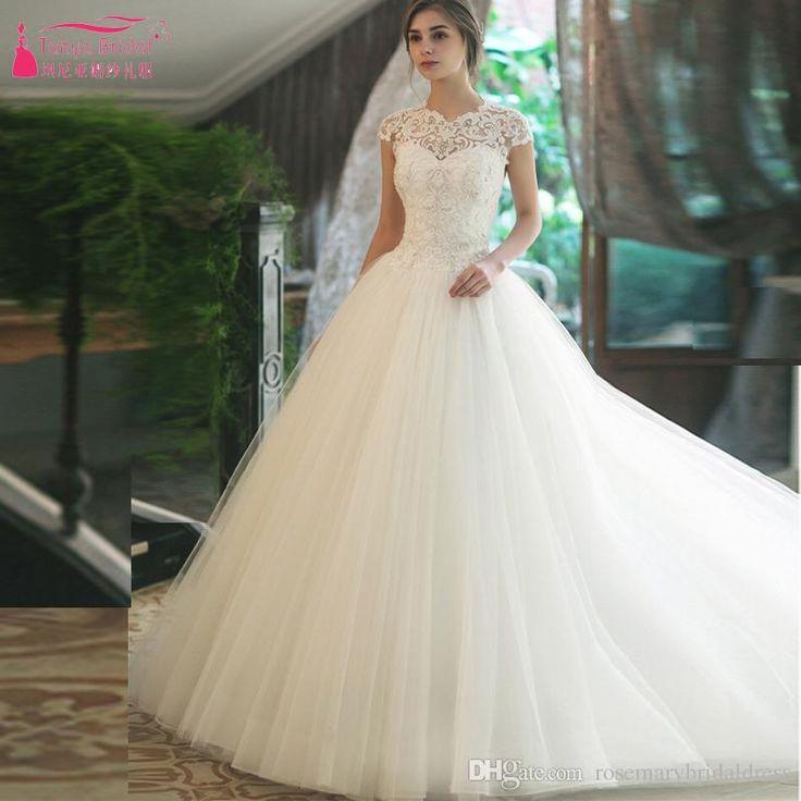330 besten Wedding Dress Bilder auf Pinterest | Hochzeitskleider ...