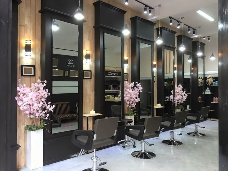 Salon Equipment Ideas Interior Design Salon Decor