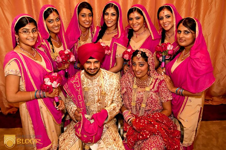 Indian Wedding - Sikh