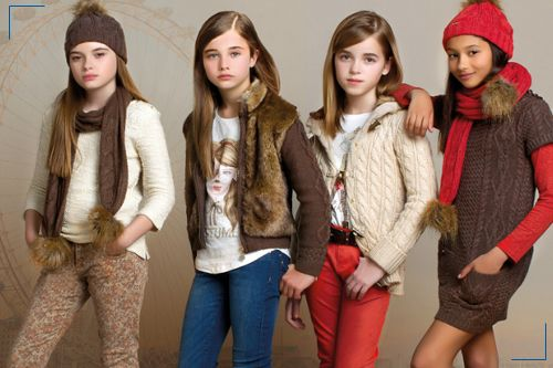 1000+ images about moda infantil on Pinterest | Moda ...