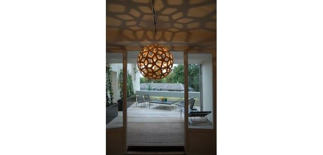 David Trubridge Lighting - Coral