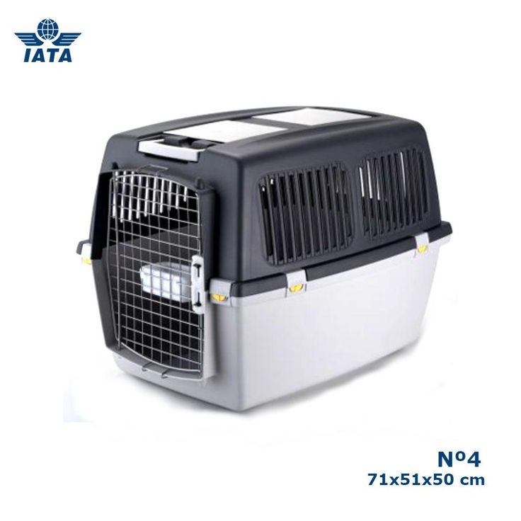 Transportin para perros Gulliver IATA N4 (71x51x50 cm)