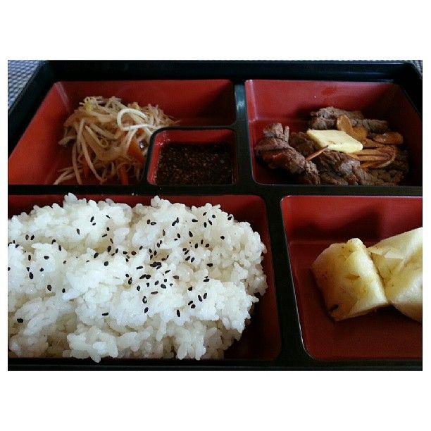 super #cheap and #tender #tenderloin #beef #steak for #lunch #yummy #japanese #restaurant #philippines #激安 柔らか #テンダーロイン #ステーキ #ランチ #フィリピン