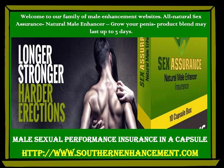 Safe & Natural Male Enlargement Pills
