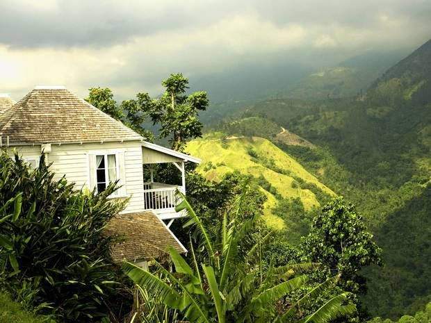 Read this article from The Independent for a look at another side of Jamaica, the cool rural hills of the Blue Mountains, high above Kingston. http://ind.pn/19d37KO