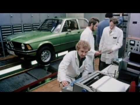 BMW 3 Series (E21) - 1975