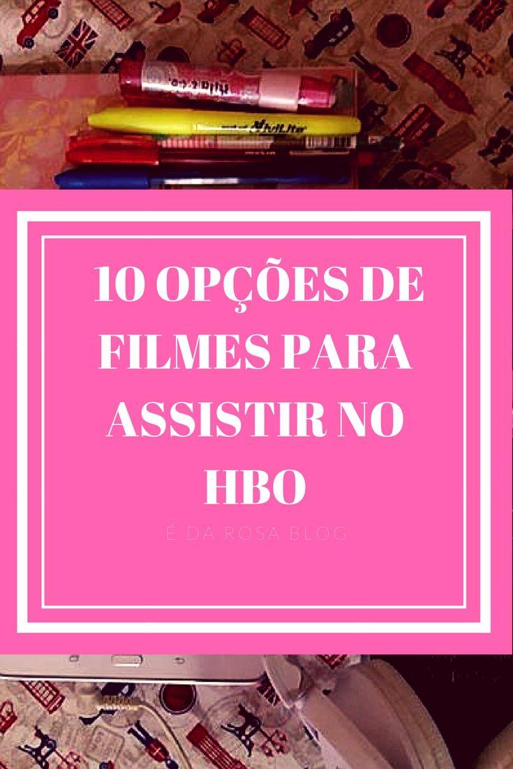 É dia de lista de filmes no blog! Confira 10 opções de filmes legais para assistir no HBO#movies#dicadefilme#filmes#pelicula