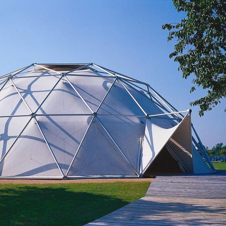 Dome House Futuristic: Best 25+ Buckminster Fuller Ideas On Pinterest