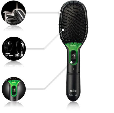 Braun Satin Hair 7 IonTec Brush  S$ 139