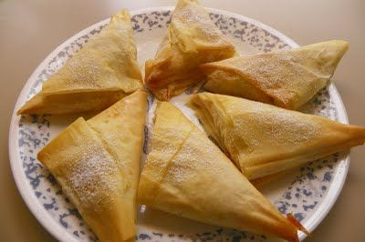 Phyllo Apple Turnovers: Apple Phyllo Dough Recipes, Apple Pie, Dessert Recipes, Apple Turnovers, Apple Strudel Phyllo, Phyllo Apples, Apple Phyllo Recipes, Fun, Apple Dumplings