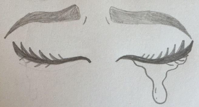 Stap voor stap: catoon ogen tekenen. | BeautyMetSam