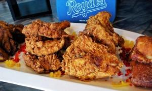 Stroud's Fried Chicken (!)