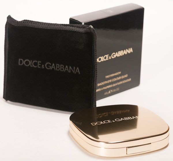 #Тени для век #DolceGabbana #Smooth #Eye #Colour #Quad 151 #Ibiza - #PerfettoME