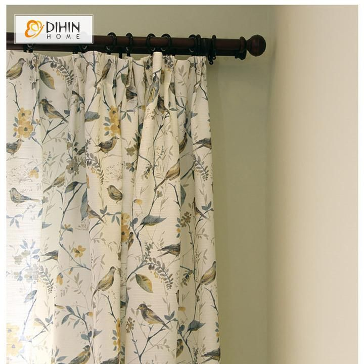 """2 WHITE PANELS THICK LINED BLACKOUT GROMMET WINDOW CURTAIN K86 63/"""" LONG"""
