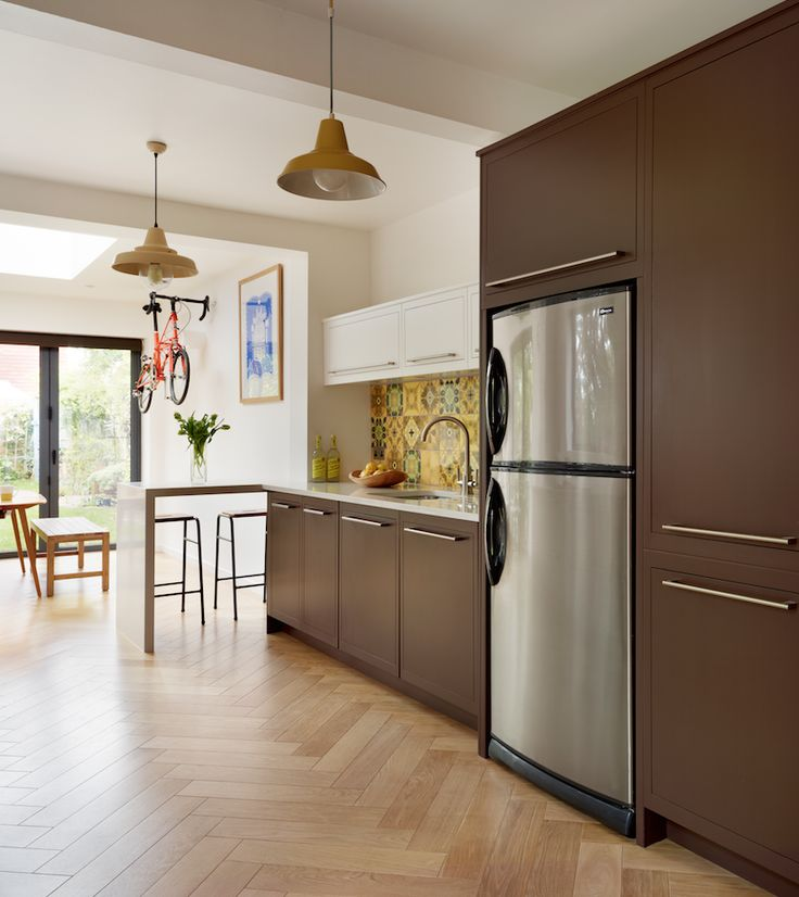 78 Best Images About Our Linear Kitchens On Pinterest