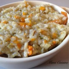 Risotto light Recette Cookeo